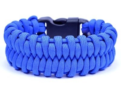 Learn how to make the Fishtail Belly Paracord Bracelet - Bored? Paracord!