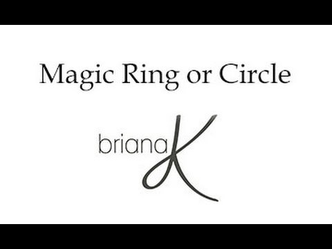 Magic Circle or Magic Ring