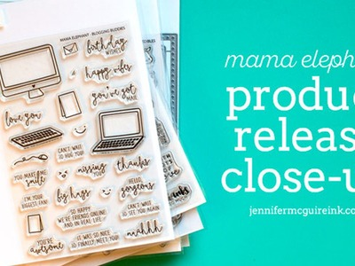Product Release Close-Up: Mama Elephant