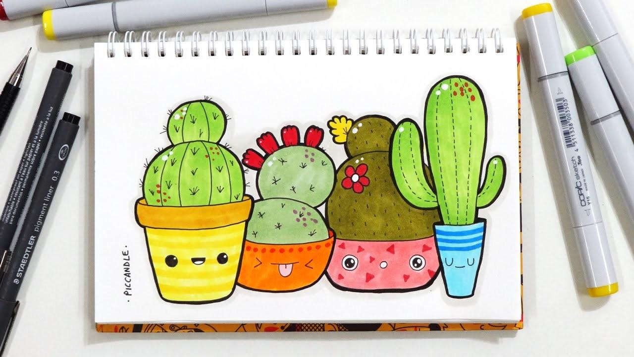 Cactus - A Little Practice Doodle