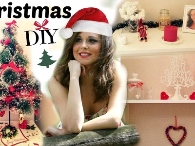 ♡ DIY Christmas Room Decor | Easy & Festive ♡