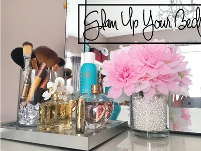 DIY | Glam Up Your Bedroom | Alicia Huynh