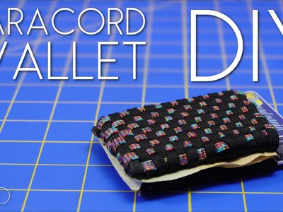DIY Paracord Wallet – Mini MOD #34