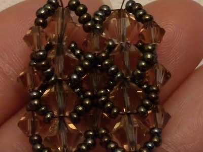 Flat Spiral Stitch