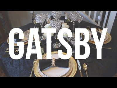 How to Throw a Great Gatsby Party | DIY