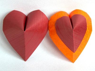 Origami Heart of True Love
