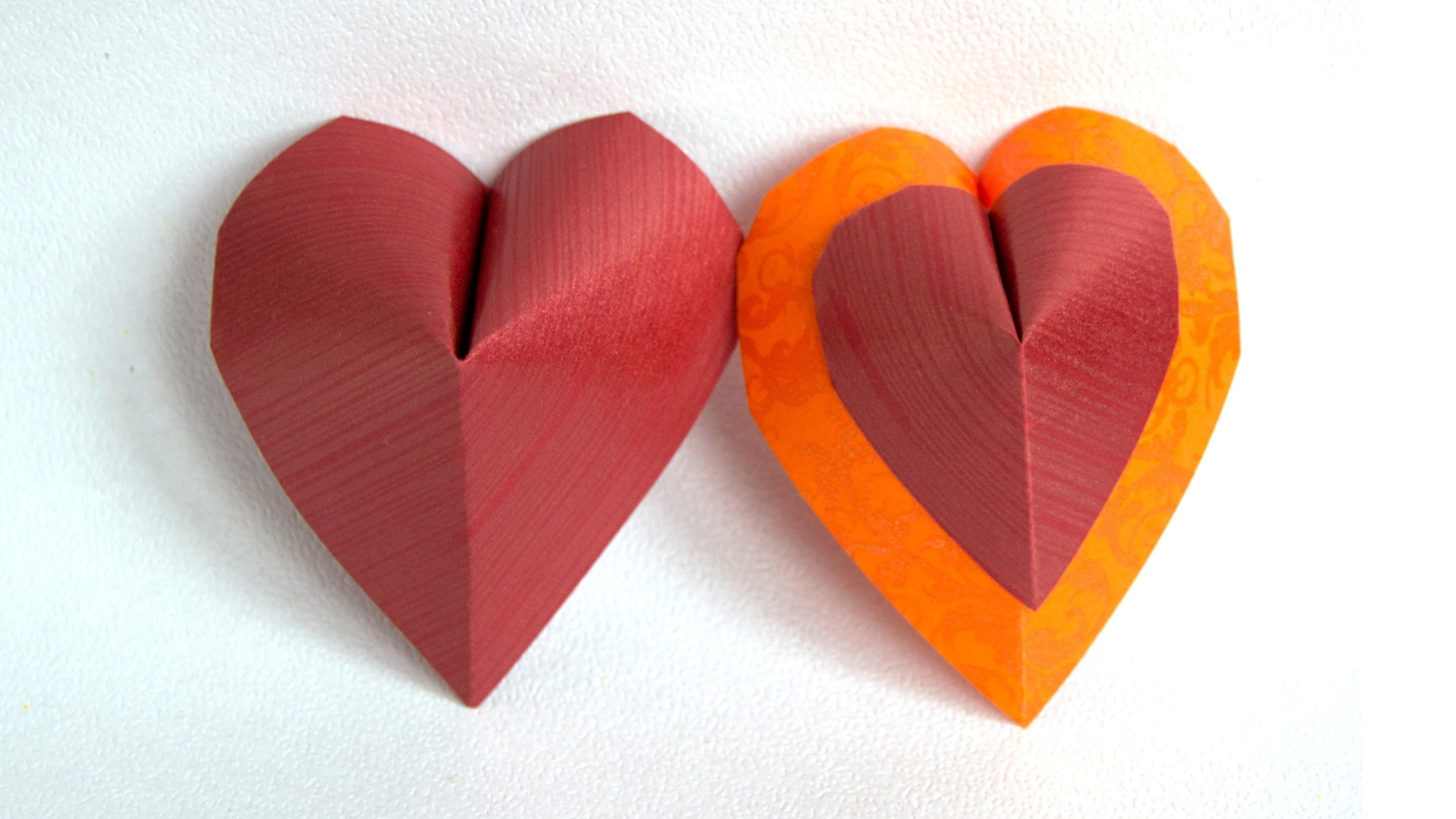 Origami Heart of True Love