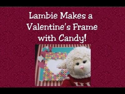 #355: How To Make a Converstation Heart Frame - LambCam