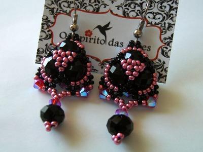 "DIY - ""Tróia"" Earrings"