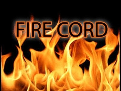 Fire Cord 550 Paracord - How It Works & Tips When Using