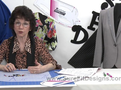 How to add a Button Extension to your Sewing Pattern - Part 1