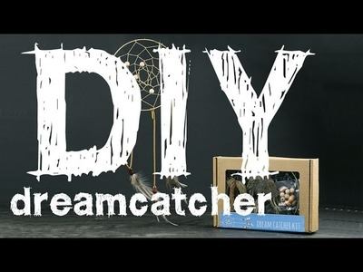 How to Make a Dreamcatcher: MakersKit DIY Guides