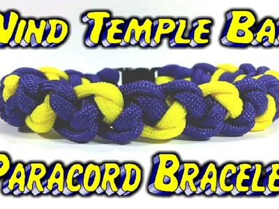 How To Make A Paracord Wind Temple Bar