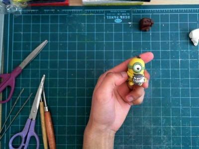 How to make caveman minion