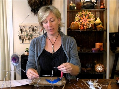 How to Needle Felt: Troubleshooting Armatures by Sarafina Fiber Art