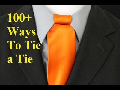 How To Tie a Tie   Caldwell Swagg Knot
