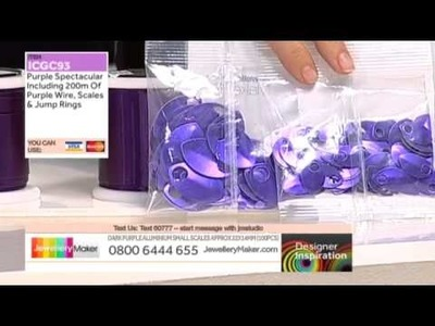 JewelleryMaker DI 04.02.14 - How to make Polymer Clay Jewellery