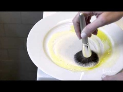 PureWow Presents: How to Clean Makeup Brushes