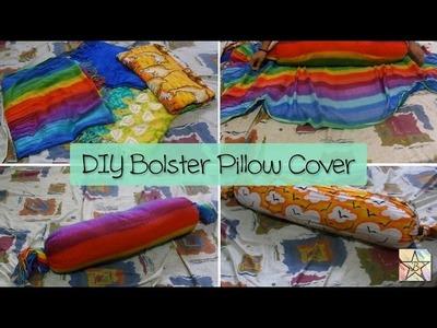 DIY Bolster Pillow Cover | Bethabara