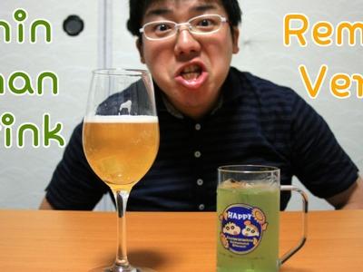 DIY CANDY! SHIN CHAN DRINK!