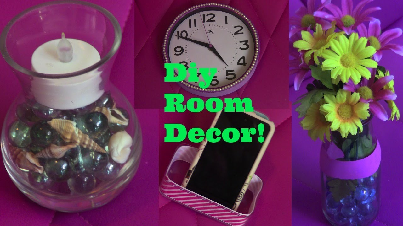 DIY: Summer.Beach Room Decorations!
