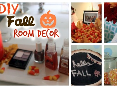 Fall Roomspiration ♡ DIY Fall Room Decor