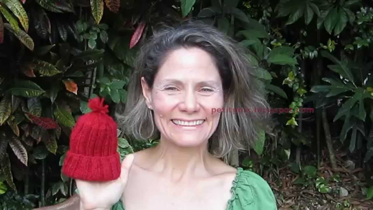 Knitting Lesson 5 - Knit a Preemie Hat for Little Hats Big Hearts Campaign
