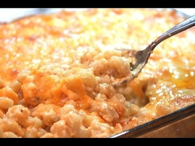 Soul Food Macaroni and Cheese - NO Velveeta, NO Eggs! - I Heart Recipes