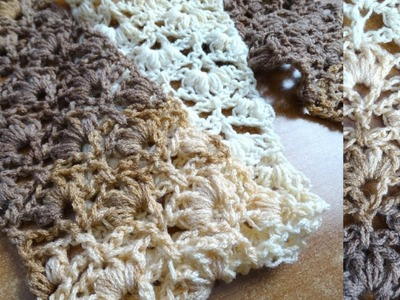 Winsome Stitch - Left Handed Crochet Tutorial