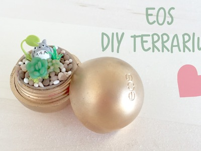 DIY EOS Terrarium with Totoro