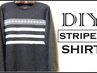 DIY Graphic Sweatshirts