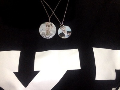 KIY: Kpop Necklace DIY