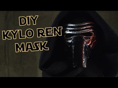 DIY Kylo Ren mask
