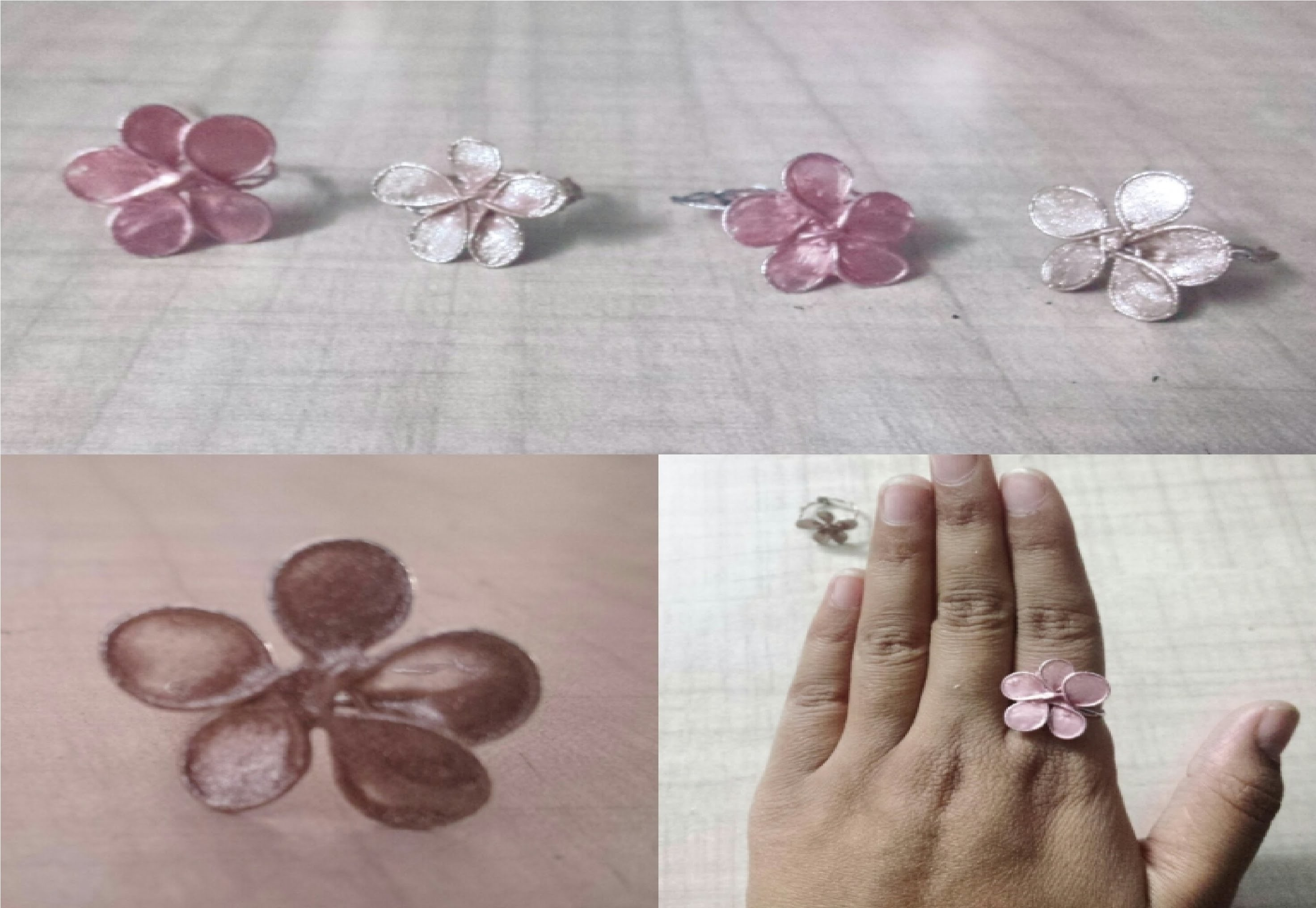 DIY: Nailpaint Jewellery (Finger Ring)