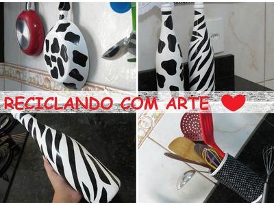 DIY Reciclando com ARTE!!!!