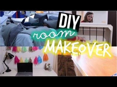 How to: Room makeover! + DIY Decor | #CINVI