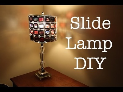 Photo Slide Lamp DIY