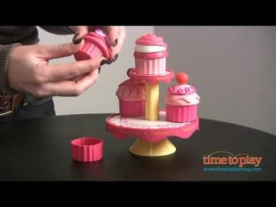 Pinkalicious Pinkatastic Cupcake Decorating Set from CDI