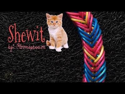 SHEWIT Hook Only bracelet tutorial