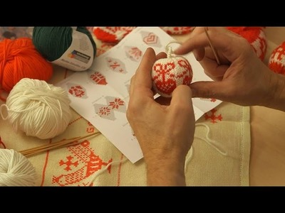 ARNE & CARLOS teach you how to make your own Christmas Balls