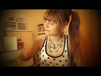 ASMR Haul. Crafty Crinkles! Over an Hour of Beads, Camera Handling, Whispers, Jewelrymaking Ramble