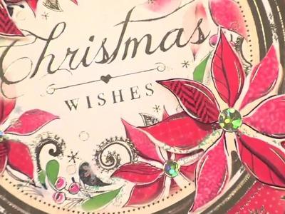 Christmas WOW: Christmas Card Toppers