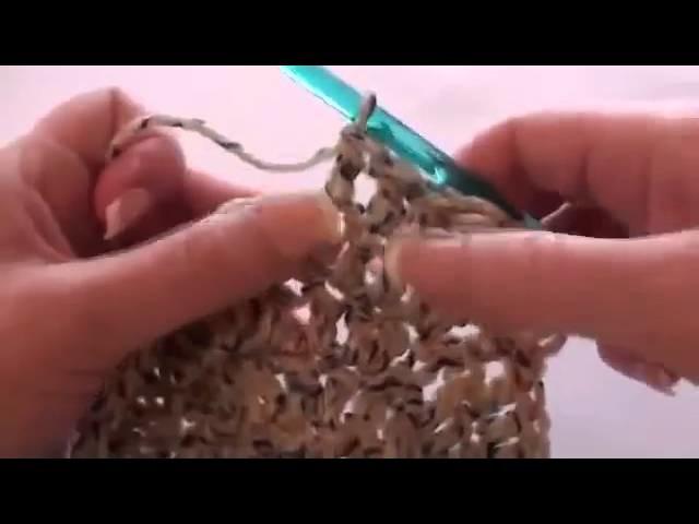 Crochet baby hat design tutorial (örgü bere yapılışı)