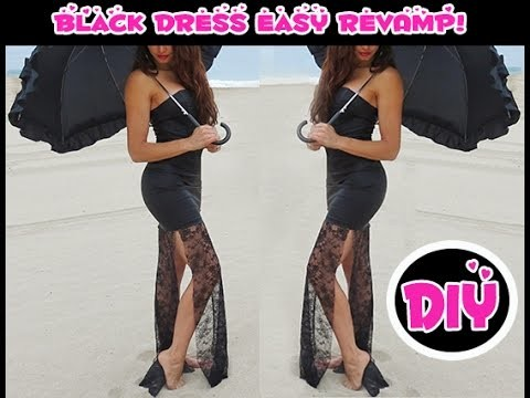 "DIY VIDEO ""REVAMP SUMMER DRESSES FOR THE HOLIDAY"""