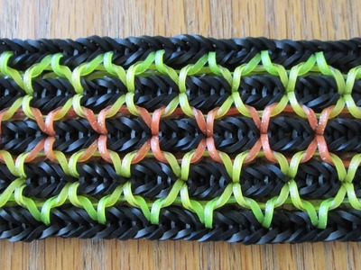 Effervescence Bracelet on the Loom (Original Design)!