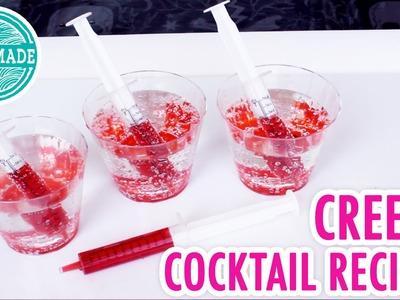 How to Make a Creepy Cocktail! - HGTV Handmade