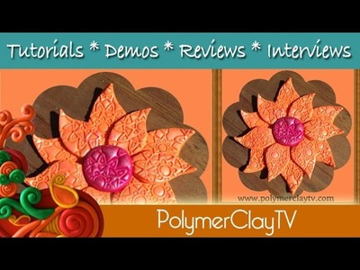 Learn how to Use Flower Petal Cutters to Create Fun Flowers