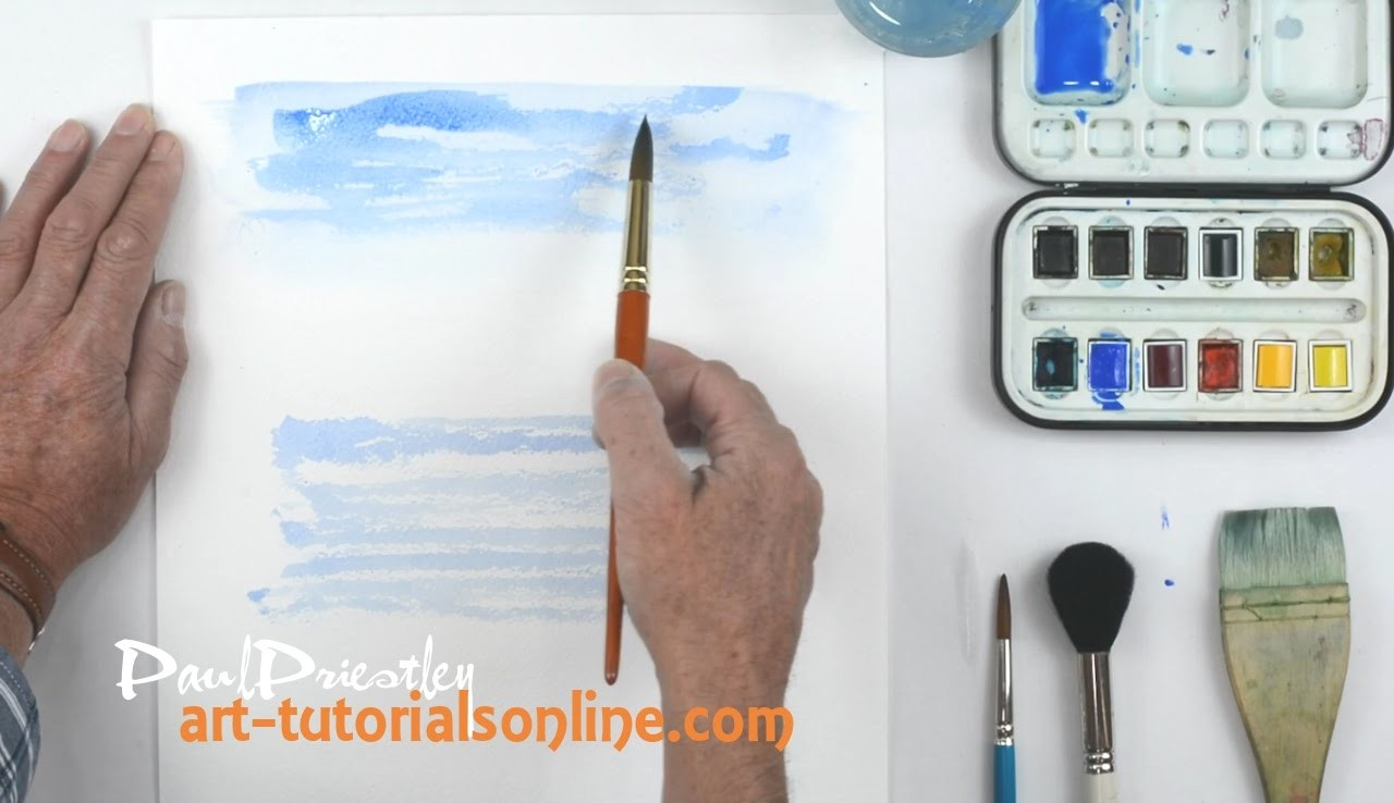 Start Painting: Watercolour Basics - Part 1