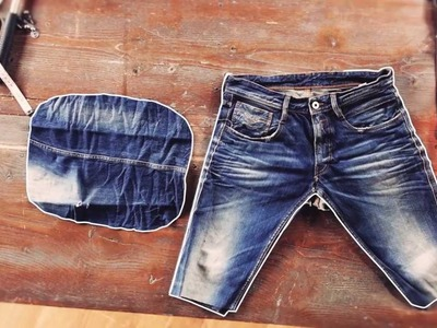 #1 How To Reuse Your Jeans #DENIMREUSED