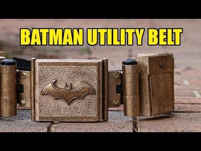 Cosplay Chris Creates: Batman Utility Belt